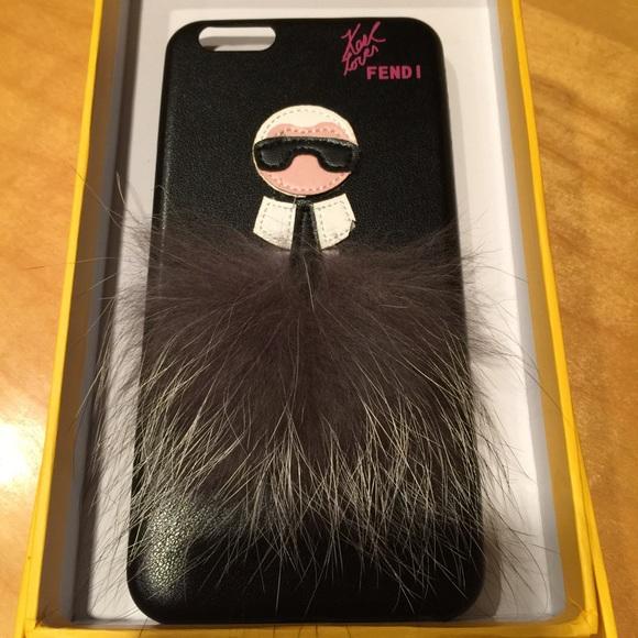 Fendi Iphone Plus Case