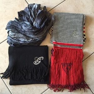 Guess scarfs