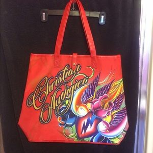 Christian Audigier Handbags - Christian Audigier handbag