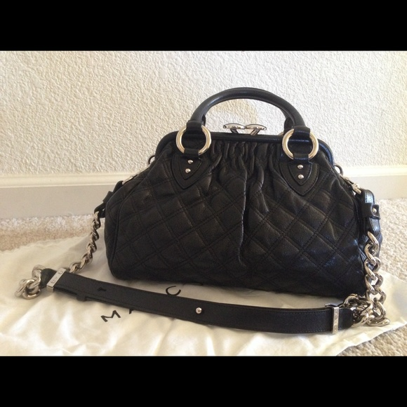 fc45532948 Marc Jacobs Bags | Never Used With Tag Blck Mini Stam Bag | Poshmark