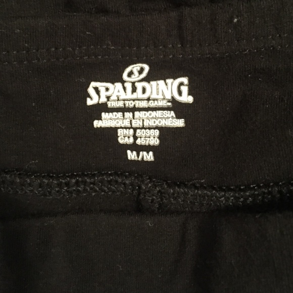 68% off Spalding Pants - Spalding yoga capris from Lauren's closet ...