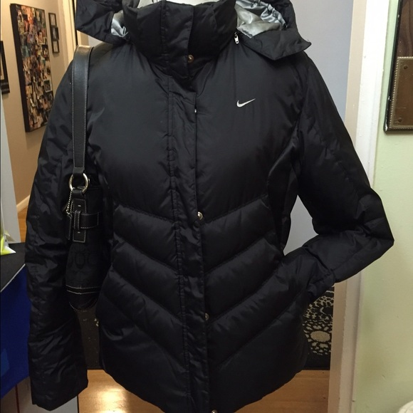 72% off Nike Jackets &amp Blazers - Nike Bubble Duck down Jacket from