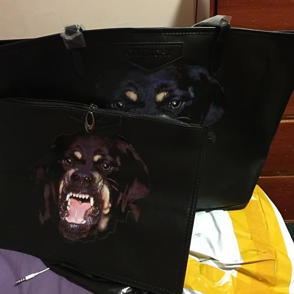 91bae7132c4b Givenchy Handbags - Givenchy rottweiler bag