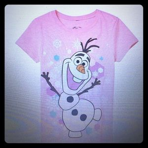 Olaf  Frozen Tee