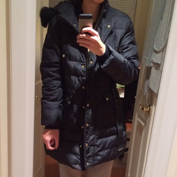 5f2f2becb Massimo Dutti Jackets & Coats | Black Winter Puffer Coat | Poshmark