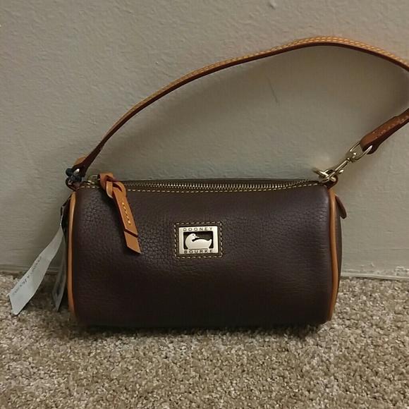 0bf270a83a58 Dooney   Bourke Mini Barrel Bag