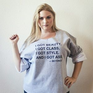 feminine funk Sweaters - Beyonce Knows Best Sweatshirt