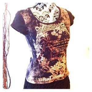 Lapis Tops - Graphic t-shirt