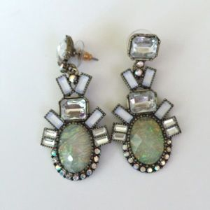 Bauble bar Jewelry - Bauble bar deco earring