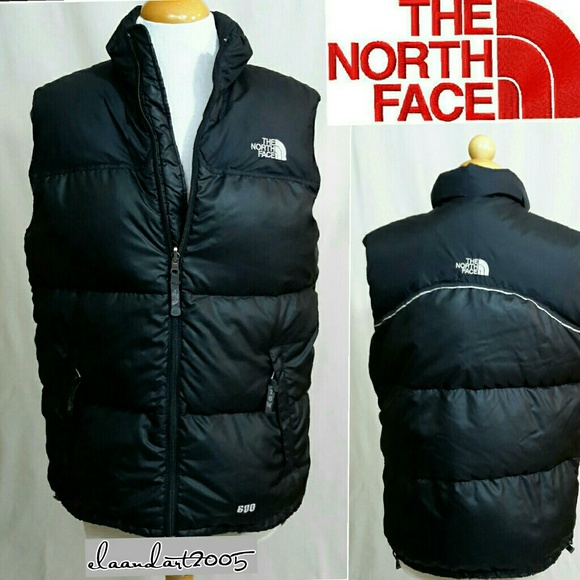 North Face Boys 600 Down Puffer Vest