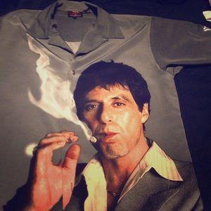 Universal studios collectors shirt