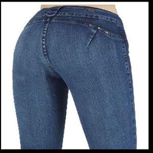 Enyce Jeans - Side Pocket Jeans w/ No Back Pockets