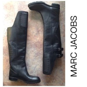 Marc Jacobs Shoes - NEW MARC JACOBS over the knee otk black boots 8.5