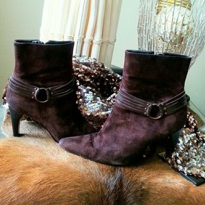 SOLD Stylish Brown Boots