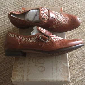 Latigo F-troop size 8 shoes for sale