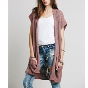 SOLD Free people cardigan