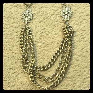 Blingy Gold Necklace