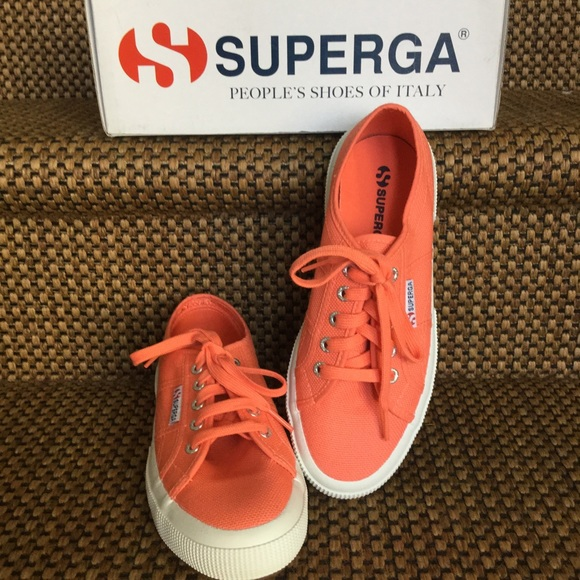 46eed384db1f Superga Salmon Shoes