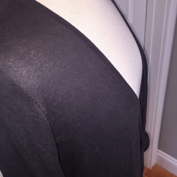 CAbi Sweaters - CAbi tie front sweater SALE