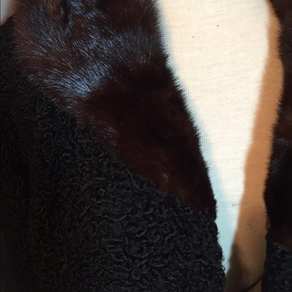 Jackets & Coats - Vintage fur coat