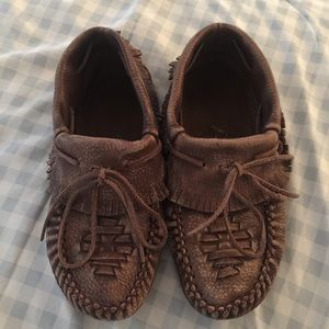 Free People Hopewell Moccasin (brown)