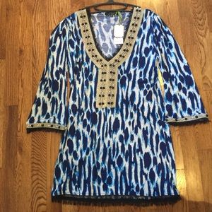 T-Bags Tops - 💙💖T-bags tunic