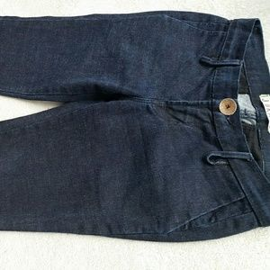 J Brand Denim Trousers / Jeans Dark Wash EXC