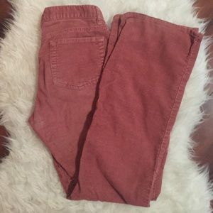 GAP Pants - Gap | Red Corduroy Pants