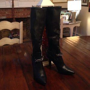 Brand New BCBG high heel boots, 8 1/2