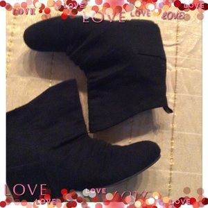 ALDOwedge wool ankle slouchy boots