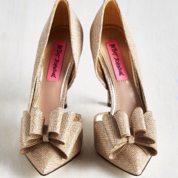 Betsey Johnson Prince d'Orsay Pumps Women's Shoes laKxkT7Y