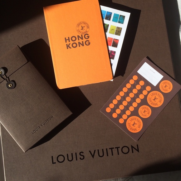 louis vuitton 37 louis vuitton hong kong city guide from 39 s closet on poshmark. Black Bedroom Furniture Sets. Home Design Ideas