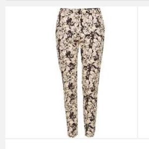 Topshop Pants - Topshop cigarette pants
