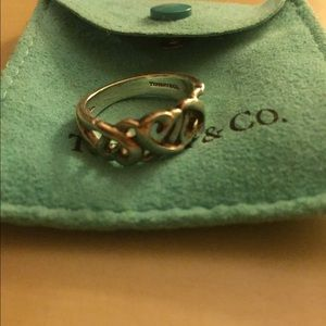 Tiffany & Co. Paloma Picasso Heart Band