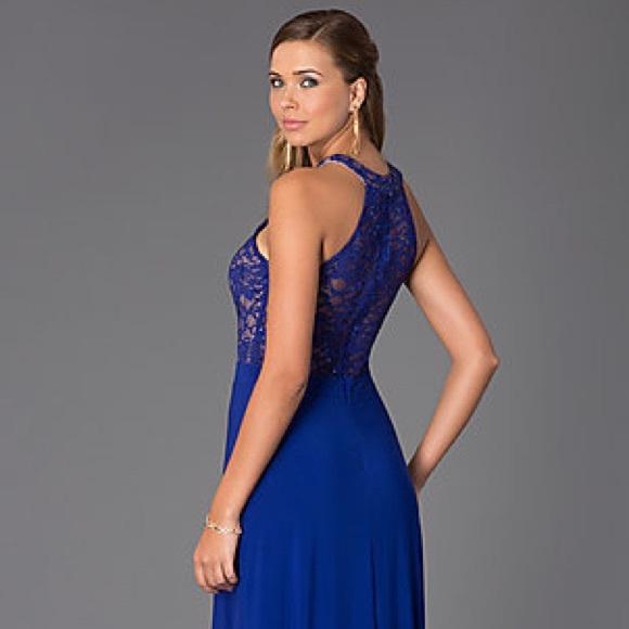 39% off Morgan & Co. Dresses & Skirts - RED Morgan & co prom dress ...