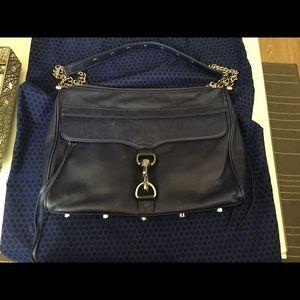 Rebecca Minkoff Bags - Rebecca Minkoff Blue Mac Daddy handbag