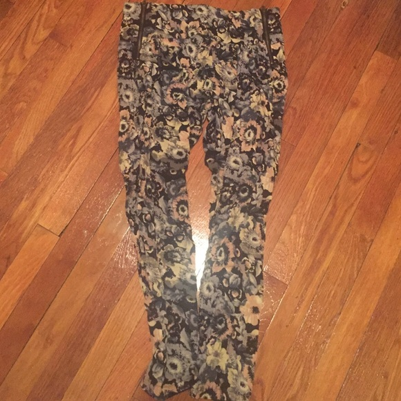 Lucca Couture Pants - Luca Couture Floral Harem Pants