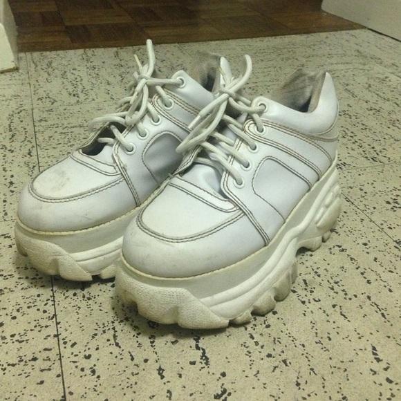 Soda Shoes | Soda Platform Sneakers