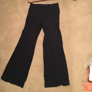 Jcrew navy blue chino pants