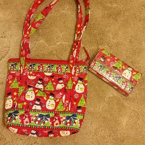 christmas snowman purse wallet - Christmas Purses Handbags