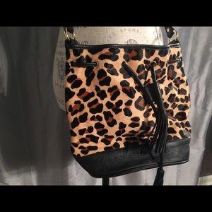 Marmi Bags - leopard marmi cross body bag