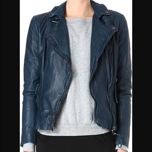 Muubaa Jackets & Blazers - Muubaa ink reval leather jacket