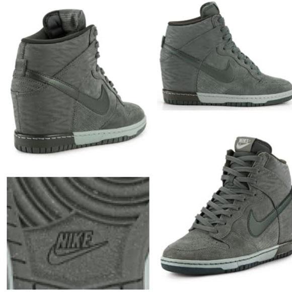Nike Shoes | Nike Wedge Trainers | Poshmark