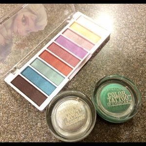 Maybelline / Elf eyeshadow bundle✨