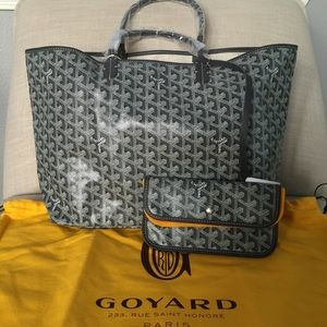 SOLD ON ANOTHER SITE! Brand new gray Goyard