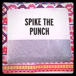 Final Reduction Handmade Kate Spade Punch Clutch