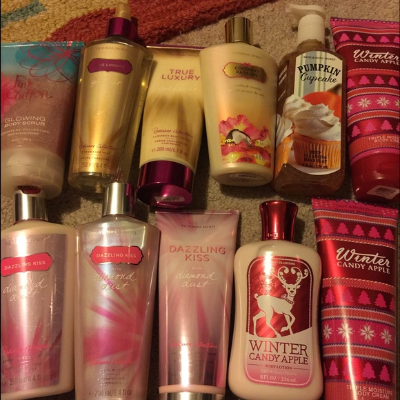 26bdb7e0323f1 Lotions, hand soap and one body spray