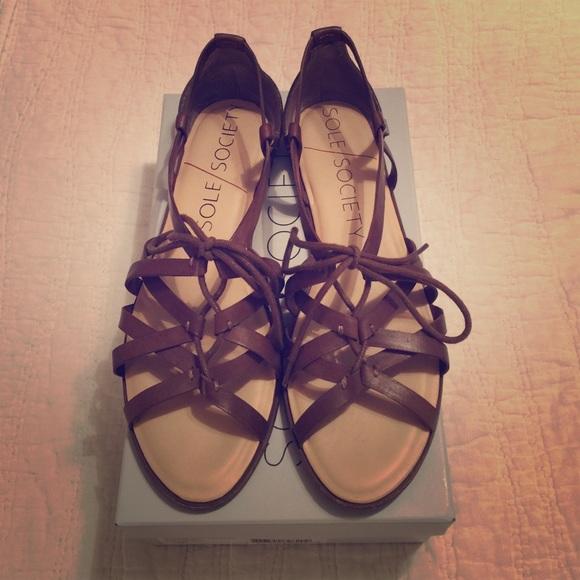 228475d7a858 Sole Society Gillian Sandals. M 564c7b4c36d5943cbd0000b4