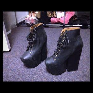 2 Jeffrey Campbell heels