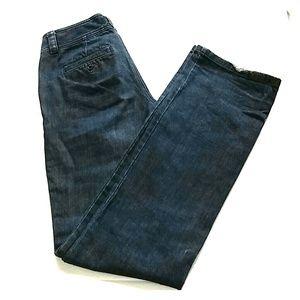 Club Monaco Bootcut Jeans